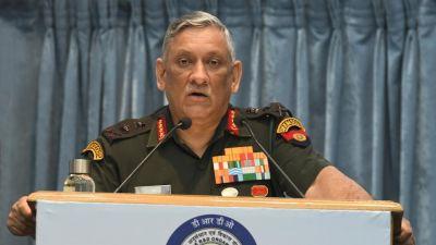 सेना प्रमुख जनरल रावत ने स्वदेशी हथियारों को लेकर किया बड़ा दावा, बताया भविष्य का रोडमैप