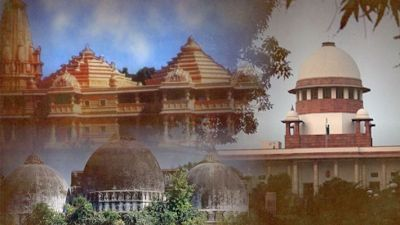 Ayodhya case: Hearing can be completed today, CJI gave indications