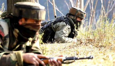 Kashmir: Three terrorists, including Hizbul commander, killed in an encounter with security forces