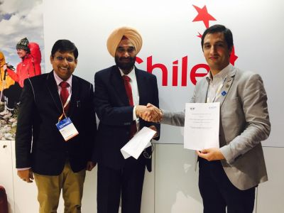 Bhartiya Skill Development University partners with Universidad Catolica del Maule, Chile to provide better exposure to students