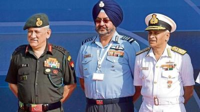 Army is going to take steps for better co-ordination between Air Force and Navy