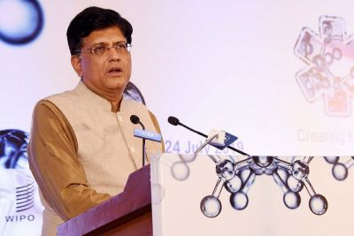 Piyush Goyal appeals to filmmakers, Railway finding a new source of earning money