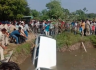 Tragedy in Madhya Pradesh, school van filled with 24 children fell into a well