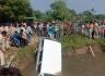 मध्य प्रदेश में दर्दनाक हादसा, कुँए में गिरी 24 बच्चों से भरी स्कूल वैन