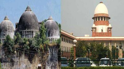 अयोध्या मामला: राजीव धवन ने सुप्रीम कोर्ट में फाड़ा था राम मंदिर का नक्शा, दर्ज हुई शिकायत