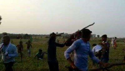 उत्तरप्रदेश: अंतिम संस्कार करने गए लोगों पर लाठी-डंडों से हमला, जांच में जुटी पुलिस