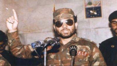JKLF का आतंकवादी जावेद मीर गिरफ्तार, 1990 में की थी वायुसेना के अफसरों की हत्या