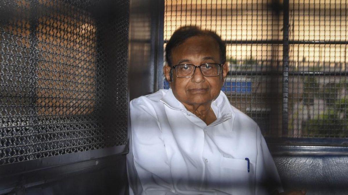 Chidambaram in pain, says