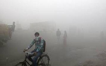 Pollution can increase again in Delhi today