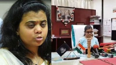 Pranjal Patil of Maharashtra created history, became country's first blind IAS officer
