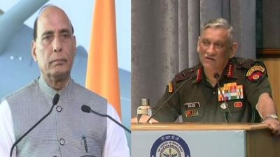20 terrorists killed in Indian Army operation, Defense Minister took information from Army Chief