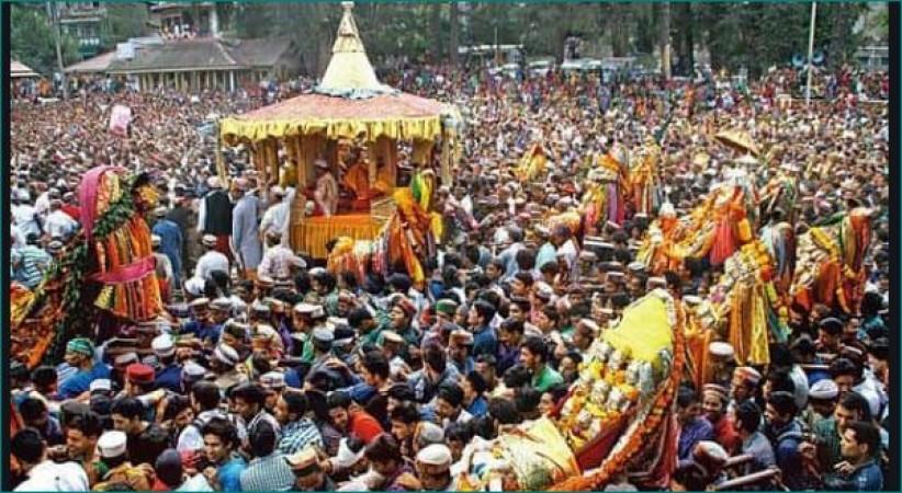 कुल्लू दशहरा: रथयात्रा में शामिल होंगे 7 देवी-देवता, रथयात्रियों को करवाना पड़ेगा कोरोना टेस्ट
