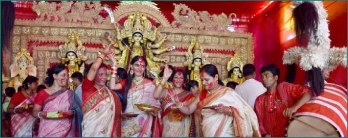 बंगाल: लोग ले सकते हैं दुर्गा पूजा पंडाल में एंट्री, HC ने जारी किये नए निर्देश
