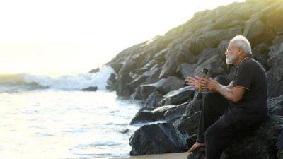 पीएम मोदी ने समुद्र किनारे लिखी कविता का तमिल अनुवाद किया शेयर