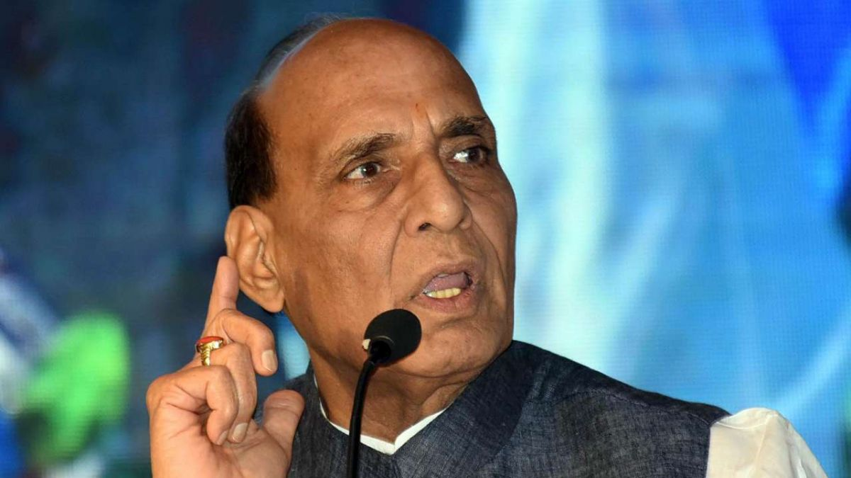 Army submits report of action on terrorist launching pad to defense minister, Rajnath warns Pak