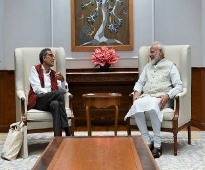 Nobel laureate Abhijit Banerjee met PM Modi, Prime Minister says