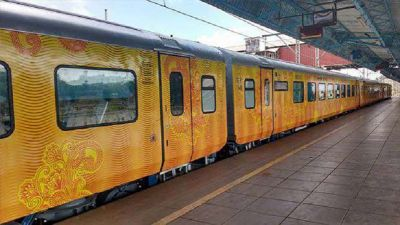 Tejas Express was late, IRCTC to pay around Rs 1.62 lakh as compensation
