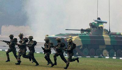 भारतीय सेना के शौर्य से थर्राएगा दुश्मन, 5 दिसंबर से दुनिया देखेगी भारत का दम