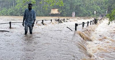 Red alert for heavy rain in South India; Kerala and Karnataka may be submerged again