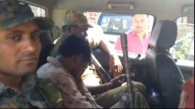 झारखंड पुलिस को मिली बड़ी सफलता, बाइक चोरी कर भाग रहे बदमाश को पकड़ा