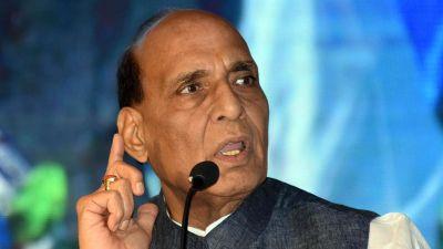 सेना ने रक्षा मंत्री को सौपी आतंकी लांचिंग पैड पर कार्रवाई की रिपोर्ट, राजनाथ ने पाक को दी चेतावनी