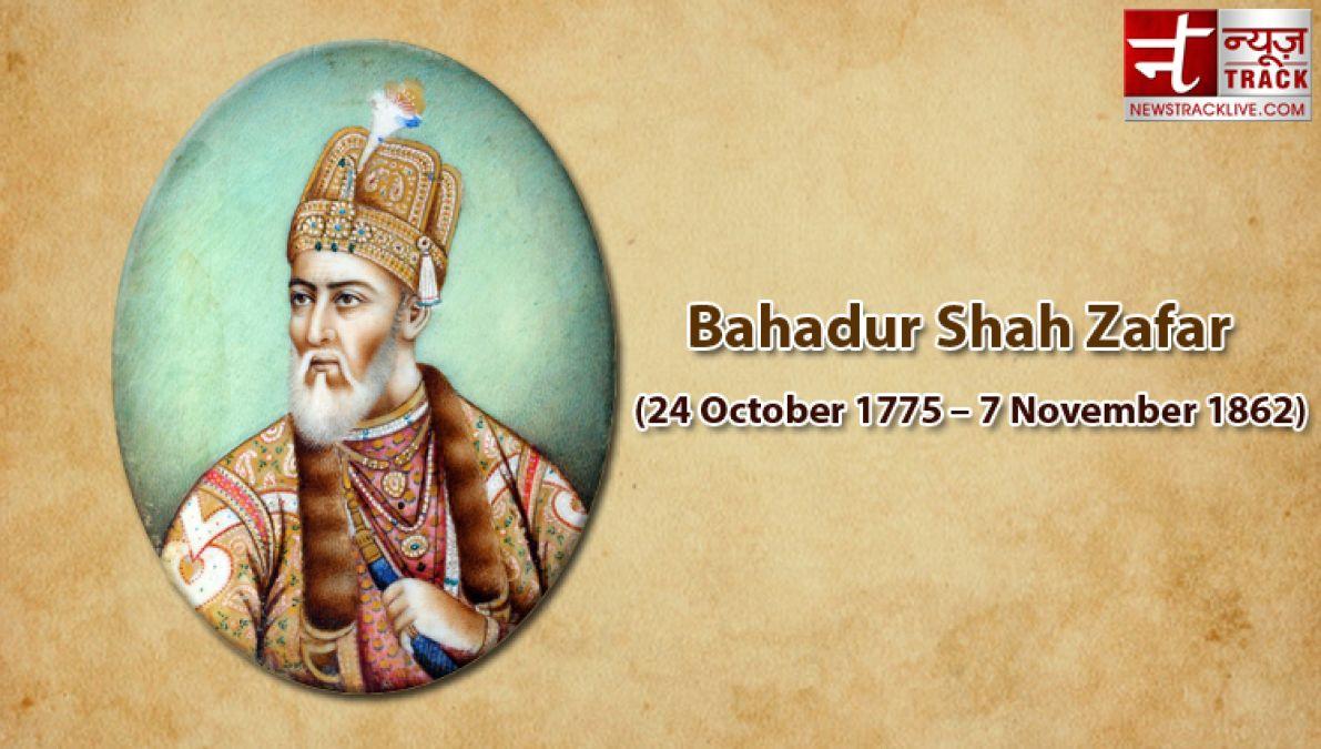 इस मुगल शासक को हिंदुस्तान का सम्राट मानकर लड़ा गया था 1857 का महायुध्द