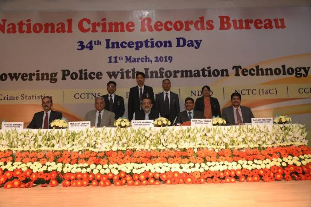 NCRB report: Criminal activities have increased across the country, know the highlights of the report