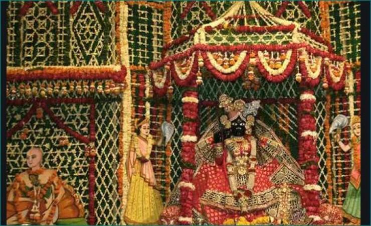 25 अक्टूबर से खुल जाएंगे बांके बिहारी मंदिर के कपाट