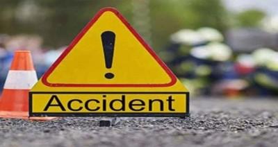 UP: Tragic car accident in Budayun, three died
