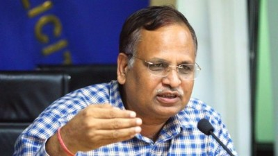 Satyendra Jain takes dig at Delhi MCD, says,