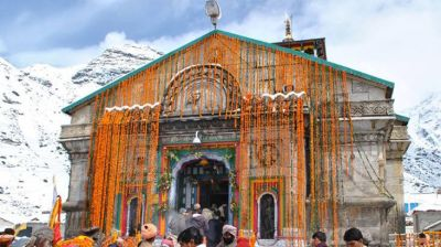 Kedar Nath and Yamunotri's doors closed for the winter on this special Muhurta