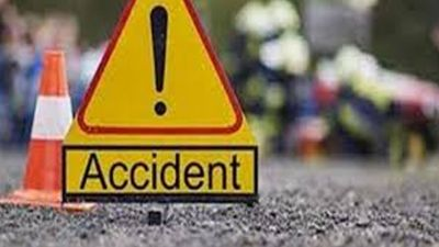 Moradabad: Car rammed into parked tractor, 5 killed