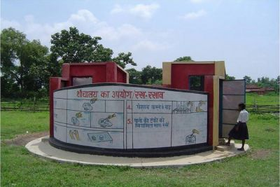 Government claimed, country became free from open defecation