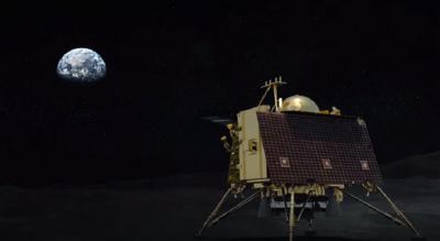 चाँद की अंतिम कक्षा में चंद्रयान-2 ने किया प्रवेश, आज यान से अलग होगा 'विक्रम लैंडर'