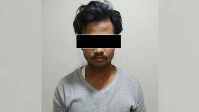 Abdul Qashim arrested from West Bengal, working for terrorist organization Jamaat-ul-Mujahideen