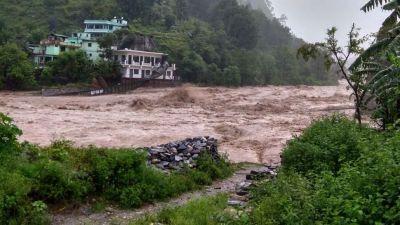 High Alert in Uttarakhand, Heavy rains in the next 12 hours