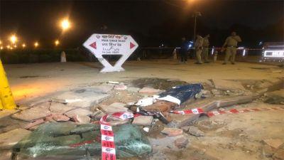 Two dead as truck hits auto-rickshaw, pedestrians in Delhi