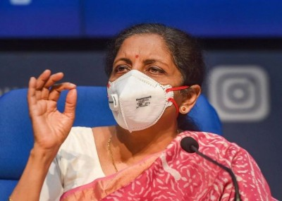 Finance Minister Nirmala Sitharaman holds meeting with bank chiefs and NBFC today