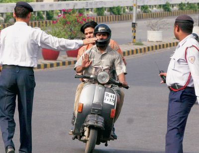 Haryana man troubled by new traffic rules, Challan amount exceeds vehicle price