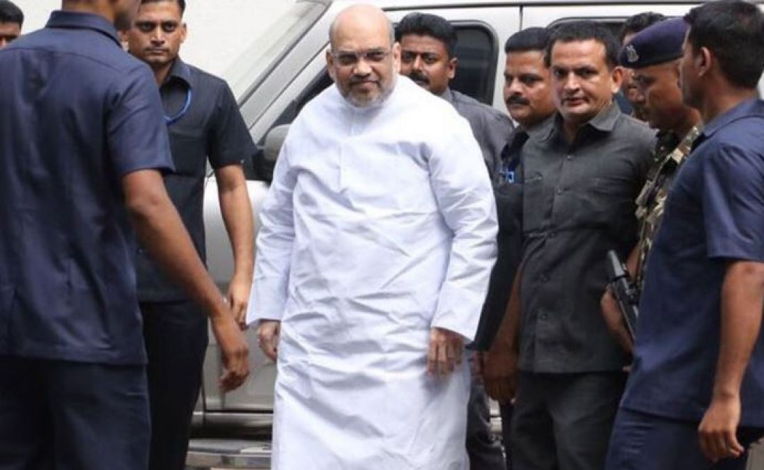 Home Minister Amit Shah undergoes neck surgery, discharged