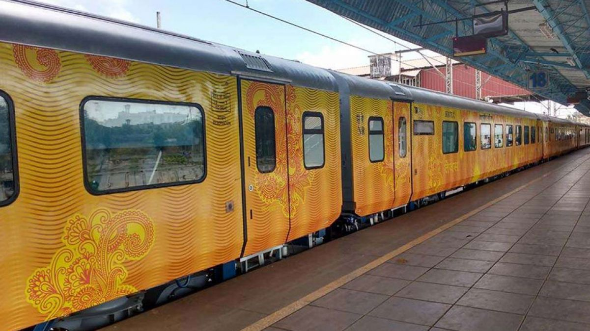 India's first private train to run from Navratri, know what will be the specialty