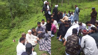 Pakistani terrorists built a grand alliance against India, Hindu temple on target!
