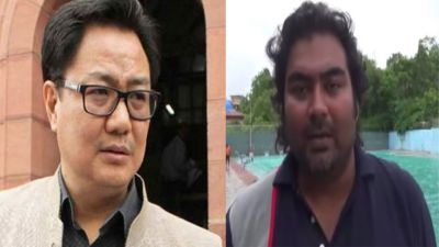 The Coach did sexual exploitation of a national-level swimmer, Sports Minister Rijiju took big action!