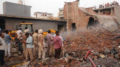 Gurdaspur blast: Death toll rises to 23, CM Amarinder announced compensation