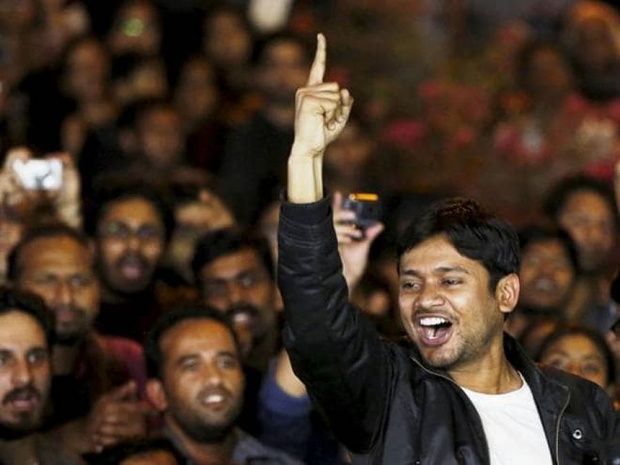 JNU sedition case: Big relief to Kanhaiya Kumar, no case of treason against him