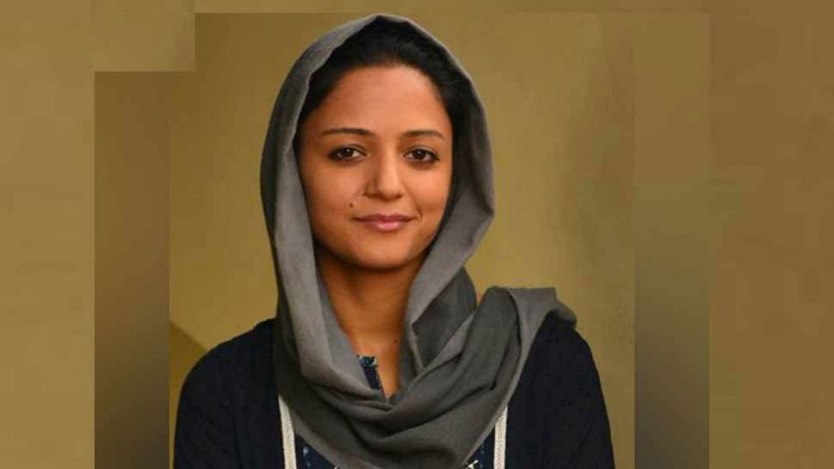 Indian Army charged JNU vice-president and Kashmiri leader Shehla Rashid for treason