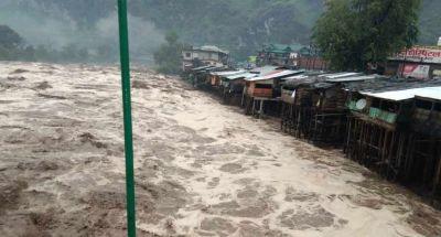 फिर बरसेगी आफत की बारिश, इन जगहों पर भारी बरसात का अलर्ट