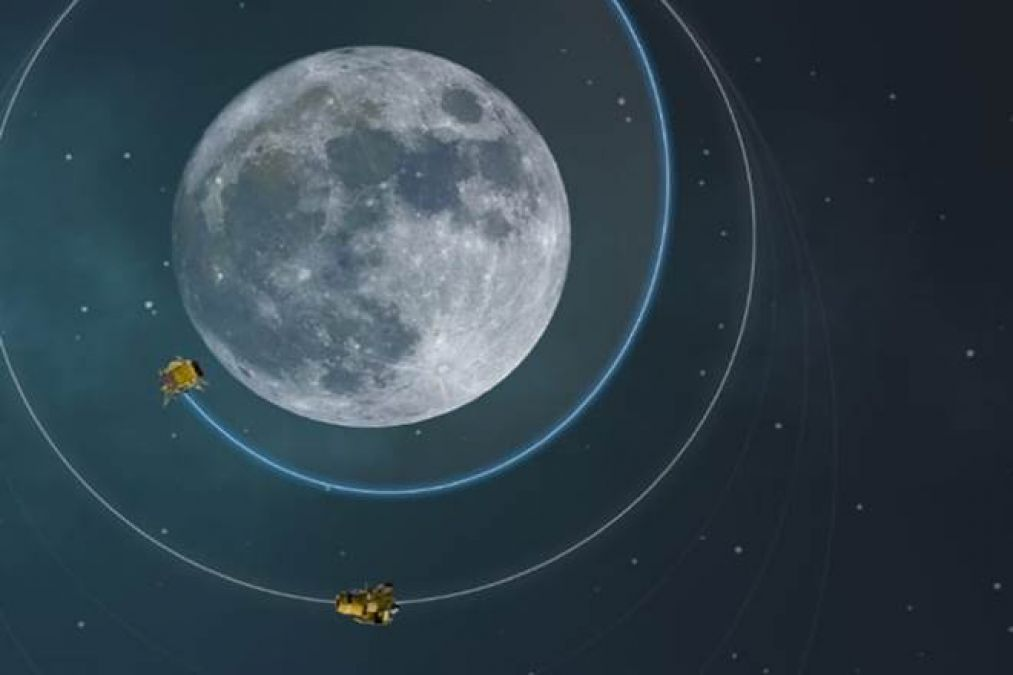 Contact with Vikram Lander may have been lost, but Chandrayaan-2 orbiter will continue to research on the moon for 1 year