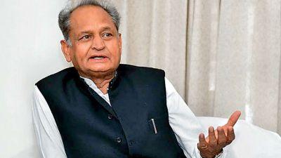CM Gehlot to visit Jaisalmer on a 2-day tour will attend Baba Ramdev's fair