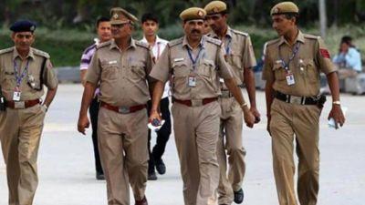Uttar Pradesh DGP's big decree, if policemen break traffic rules, then double challan will be imposed